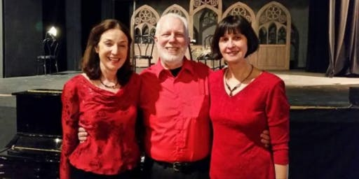 Hot to Trot Trio at the Library Coffee House