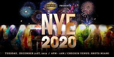 New Years Eve Bar Crawl in Wynwood