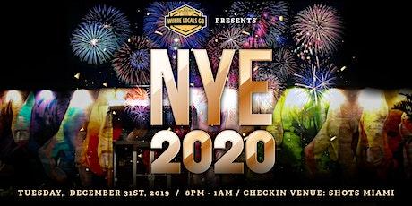 New Years Eve Bar Crawl in Wynwood tickets