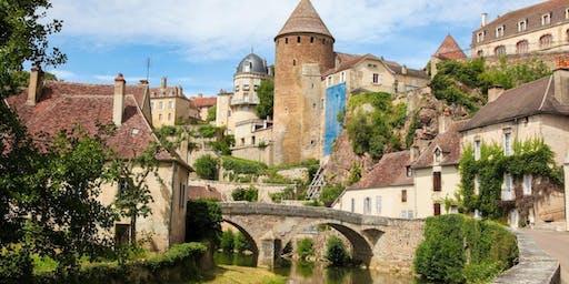 Explore the Tastes of Burgundy!