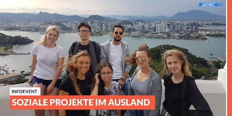 Ab ins Ausland: Infoevent zu sozialen Projekten im Ausland | Braunschweig Tickets