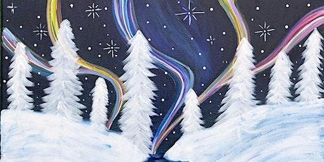 Winter Wonderland -Sip n Paint tickets