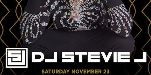 DJ Stevie J @ Noto Philly Nov 23