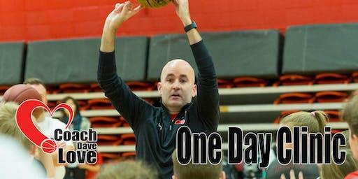 Coach Dave Love Shooting Clinic - Stewartville MN