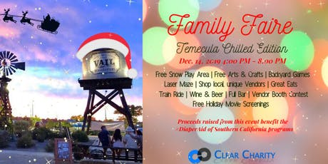 Family Faire | Temecula Chilled Edition tickets