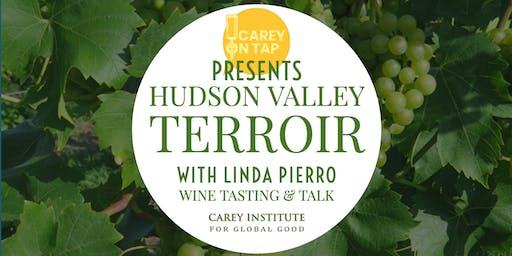 Carey On Tap   Hudson Valley Terroir Wine Tasting & Talk with Linda Pierro