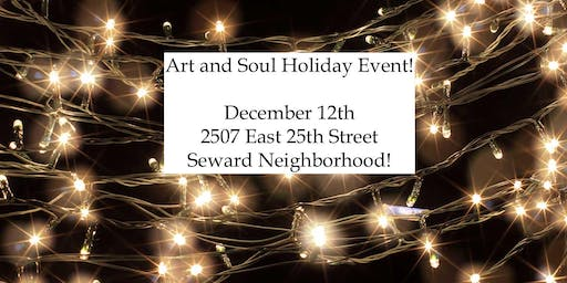 Art and Soul Holiday Event