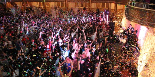 Denver Black Tie New Years Eve Party - NYE 2020