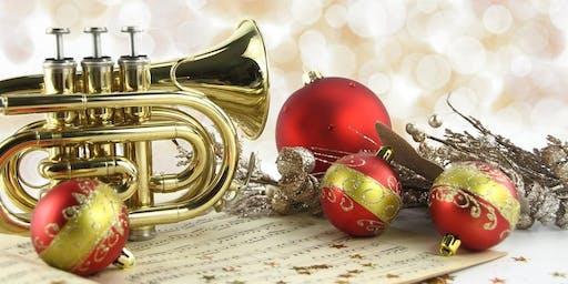 Christmas Concert: Canon Choir of Brass