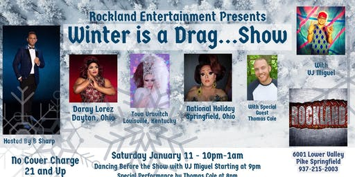 Rockland Entertainment Presents Winter is a Drag Show