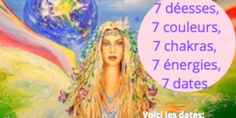Les 7 déesses en vous billets