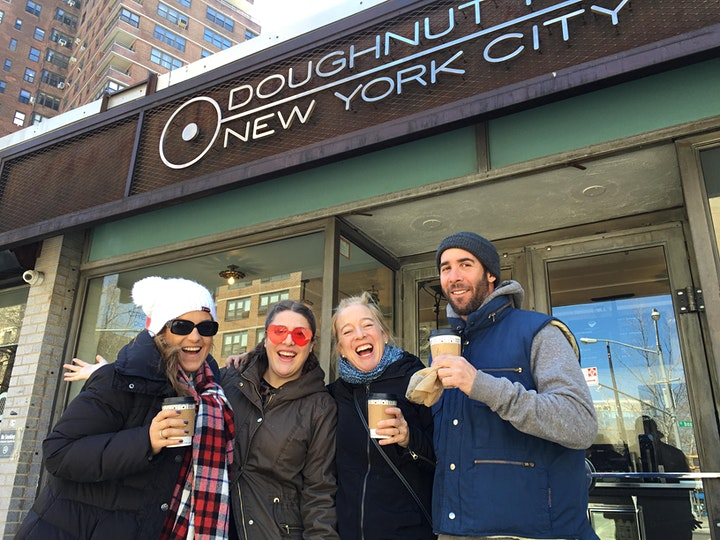 Food Tour of The Lower East Side - Team Building by Sidewalk Food Tours image