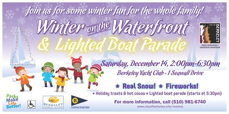 Winter on the Waterfront tickets