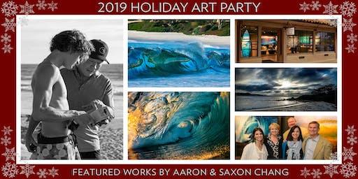 Holiday Art Party Carmel