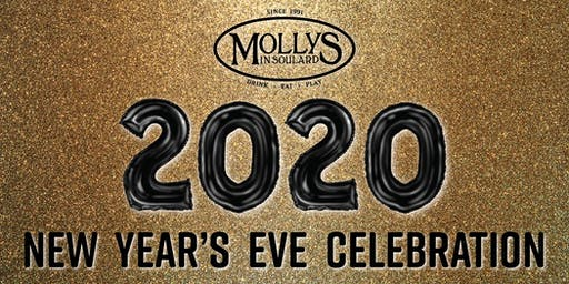 New Year's Eve 2020 at Molly's In Soulard