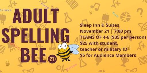 Sip & Spell-Adult Spelling Bee