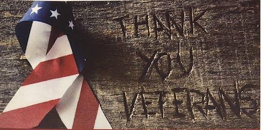 Veterans & Active Military Appreciation Week