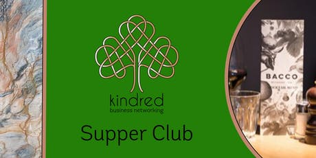 Kindred Business Networking - Supper Club tickets