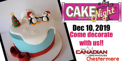 CakeNight -Penguins - Chestermere