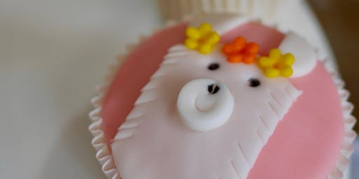 Children's Cake Decorating Workshop