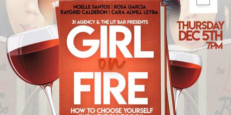 GIRL ON FIRE tickets