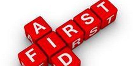 First Aid (Module 10) Worthing tickets