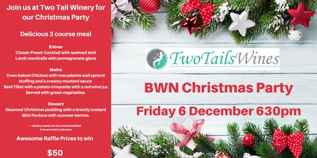 BWN Christmas Party tickets