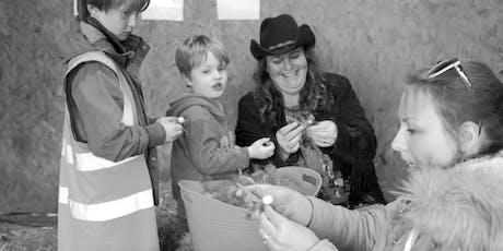 Children's Fleece Gnome Workshop tickets
