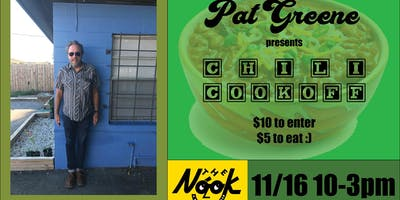 Pat Greene's Chili Cookoff & Sendoff Party