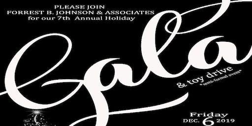 MACON - Forrest B Johnson & Associates Holiday Gala 2019