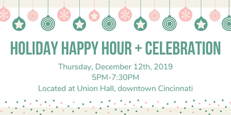 Villedge Annual Holiday Happy Hour + Year End Celebration tickets