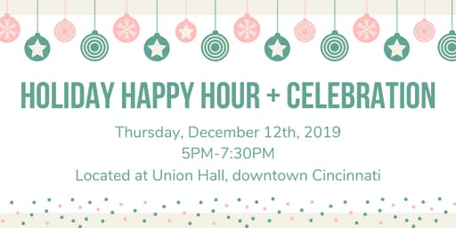 Villedge Annual Holiday Happy Hour + Year End Celebration