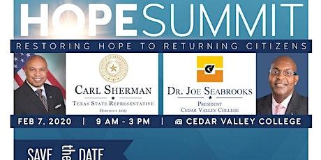 Hope Summit tickets