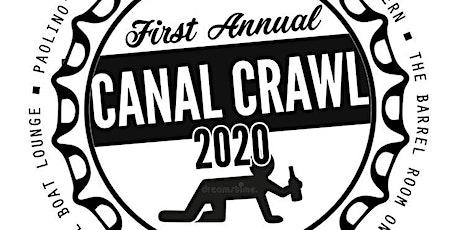 Canal Crawl tickets
