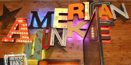 American Junkie Wednesday Pre-Thanksgiving tickets