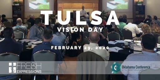 Vision Day - Tulsa, OK