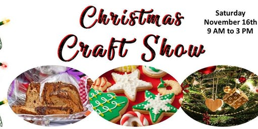 Christmas Craft Show at ElderCenter