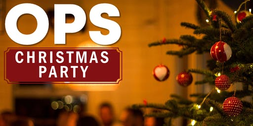 Rivergate Ops Leaders Christmas Party