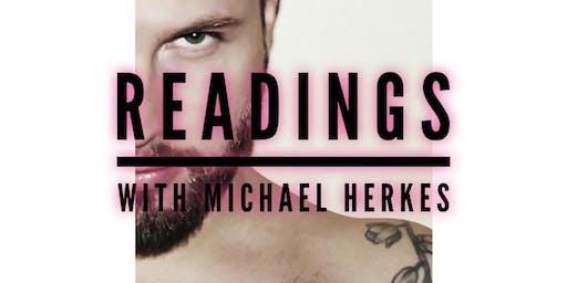 READINGS WITH MICHAEL HERKES