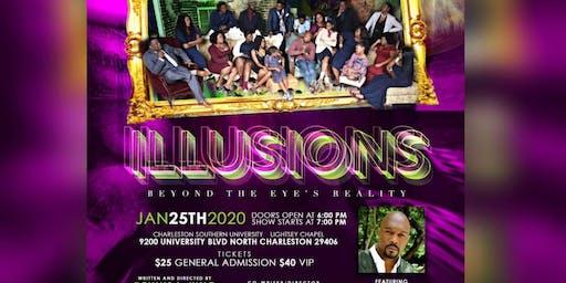 """Illusions"" Beyond Eye's Reality"