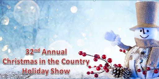32nd Christmas in the Country Holiday Shop
