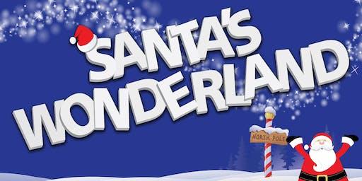 Santa's Wonderland Set Up