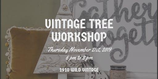Vintage Tree Workshop