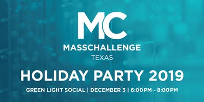 2019 MassChallenge Texas in Austin Holiday Party
