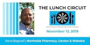 The Lunch Circuit: November 2019, Rand Bagwell