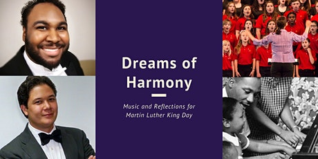 Music & Reflections for Martin Luther King Day tickets