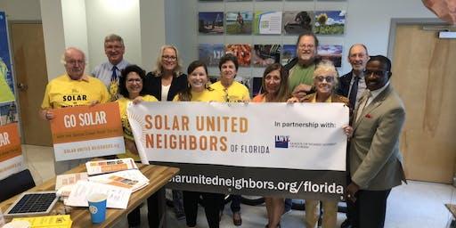2019 Space Coast Solar Celebration