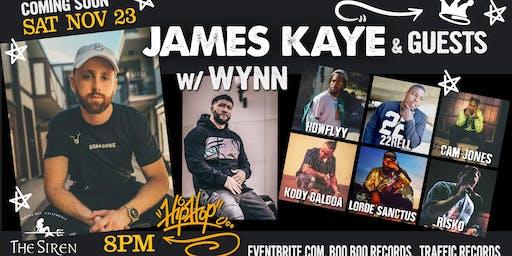 """""""Long Hauliday Party"""" Feat: James Kaye"""