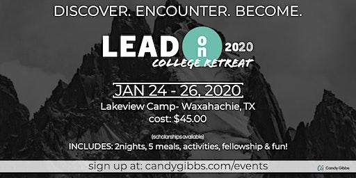 2020 LEAD On College Retreat
