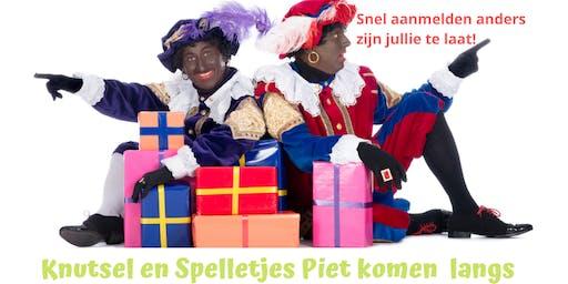 Sinterklaashuis 2019 Pieten middag